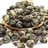Tealyra – Superfine Jasmine Dragon Pearls – Best Chinese Jasmine Loose Green Tea Leaf – Organically Produced – Pleasant Aroma and Tonic Effect – 220g (8-ounce)