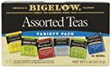 Bigelow 6 Assorted Teas, 18-Count Boxes (Pack of 6)