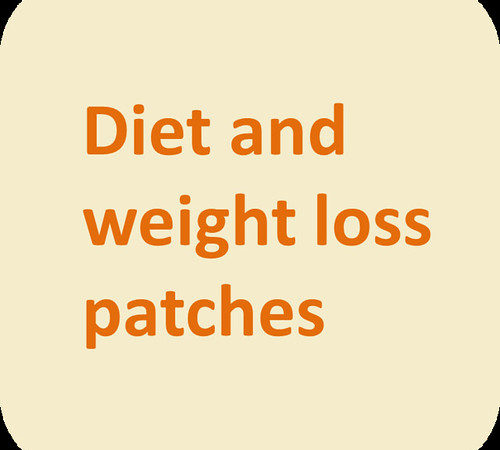 Green Tea Patches For Weight Loss?
